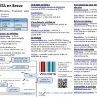Wikidata en Breve